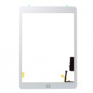 iPad 9.7 (2017) Touchscreen Glas Digitizer OEM Weiss Vormontiert