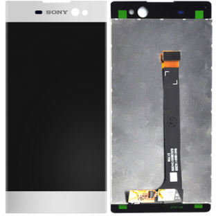 Écran de remplacement LCD Sony Xperia XA Ultra blanc