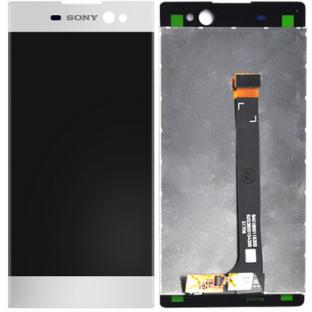 Sony Xperia XA Ultra LCD Ersatzdisplay Weiss OEM