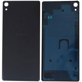 Sony Xperia XA Ultra Backcover Rückschale mit Kleber Schwarz OEM