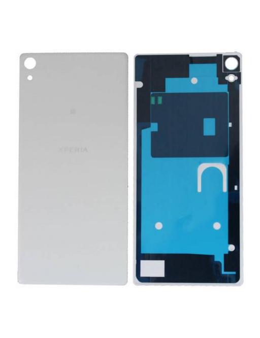 Sony Xperia XA Ultra Backcover Rückschale mit Kleber Weiss