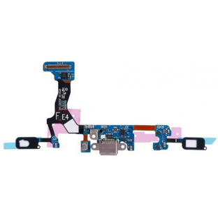 Samsung Galaxy S7 Edge Dock Connector USB C Ladeanschluss Flex Kabel