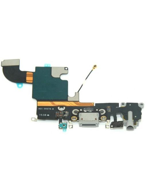 iPhone 6S Ladebuchse / Lightning Connector Grau