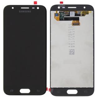 Samsung Galaxy J3 (2017) LCD Ersatzdisplay Schwarz OEM