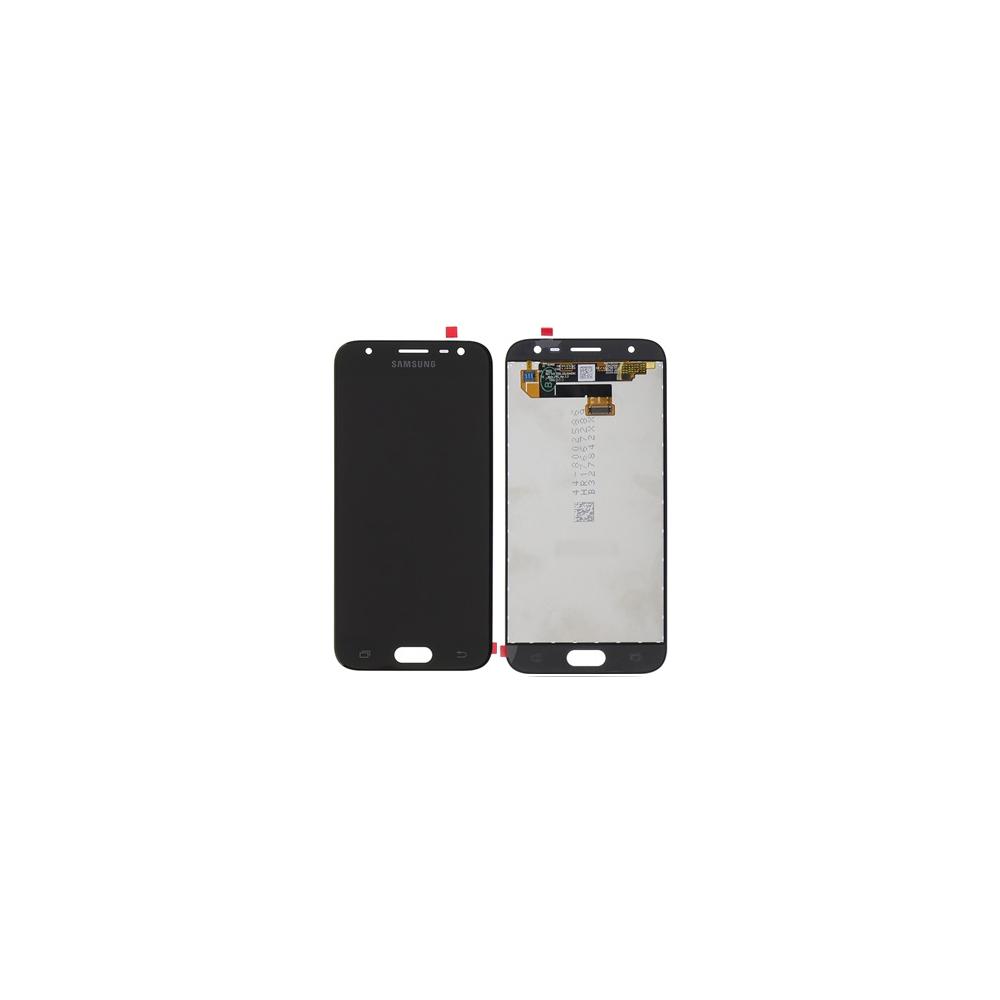Samsung Galaxy J3 (2017) LCD Digitizer Front Ersatzdisplay Schwarz