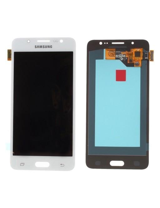 Samsung Galaxy J5 (2016) LCD Digitizer Front Ersatzdisplay Weiss