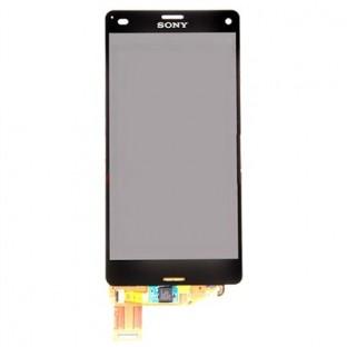Sony Xperia Z3 Compact LCD Ersatzdisplay Schwarz OEM