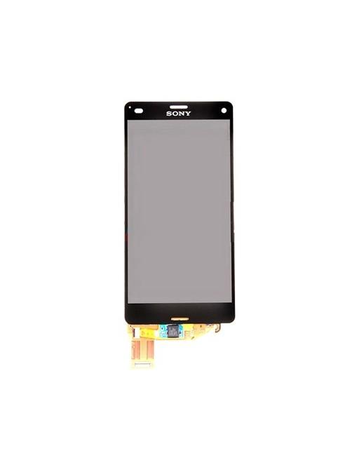 Sony Xperia Z3 Compact LCD Ersatzdisplay Schwarz