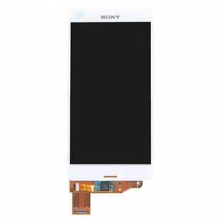 Sony Xperia Z3 Compact LCD Replacement Display White