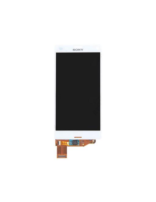 Sony Xperia Z3 Compact LCD Ersatzdisplay Weiss