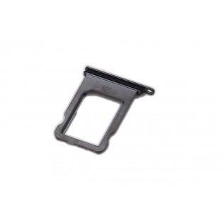 iPhone X Sim Tray Karten Schlitten Adapter Schwarz / Space Grey