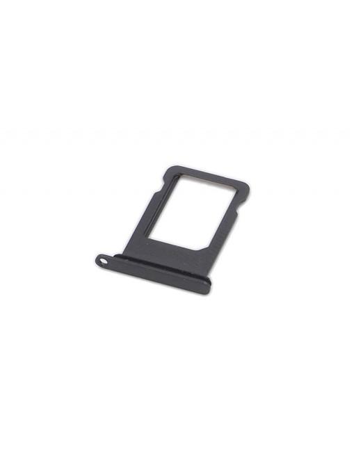 iPhone 8 Plus Sim Tray Karten Schlitten Adapter Schwarz