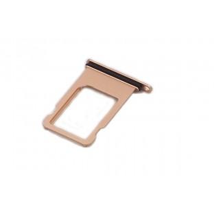 iPhone 8 Sim Tray Karten Schlitten Adapter Gold