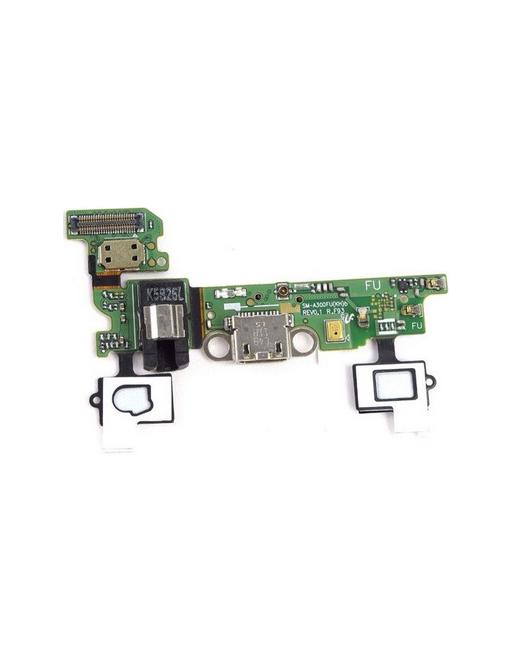 Samsung Galaxy A3 (2015) Dock Connector USB C Ladeanschluss Flex Kabel