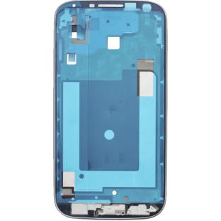 Samsung Galaxy S4 LCD Display Halterung Gehäuse Rahmen in Silber OEM