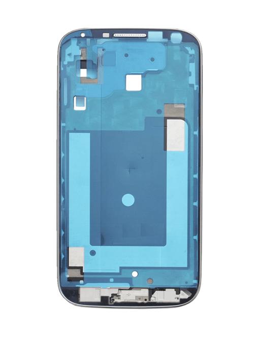Samsung Galaxy S4 LCD Display Halterung Gehäuse Rahmen in Silber