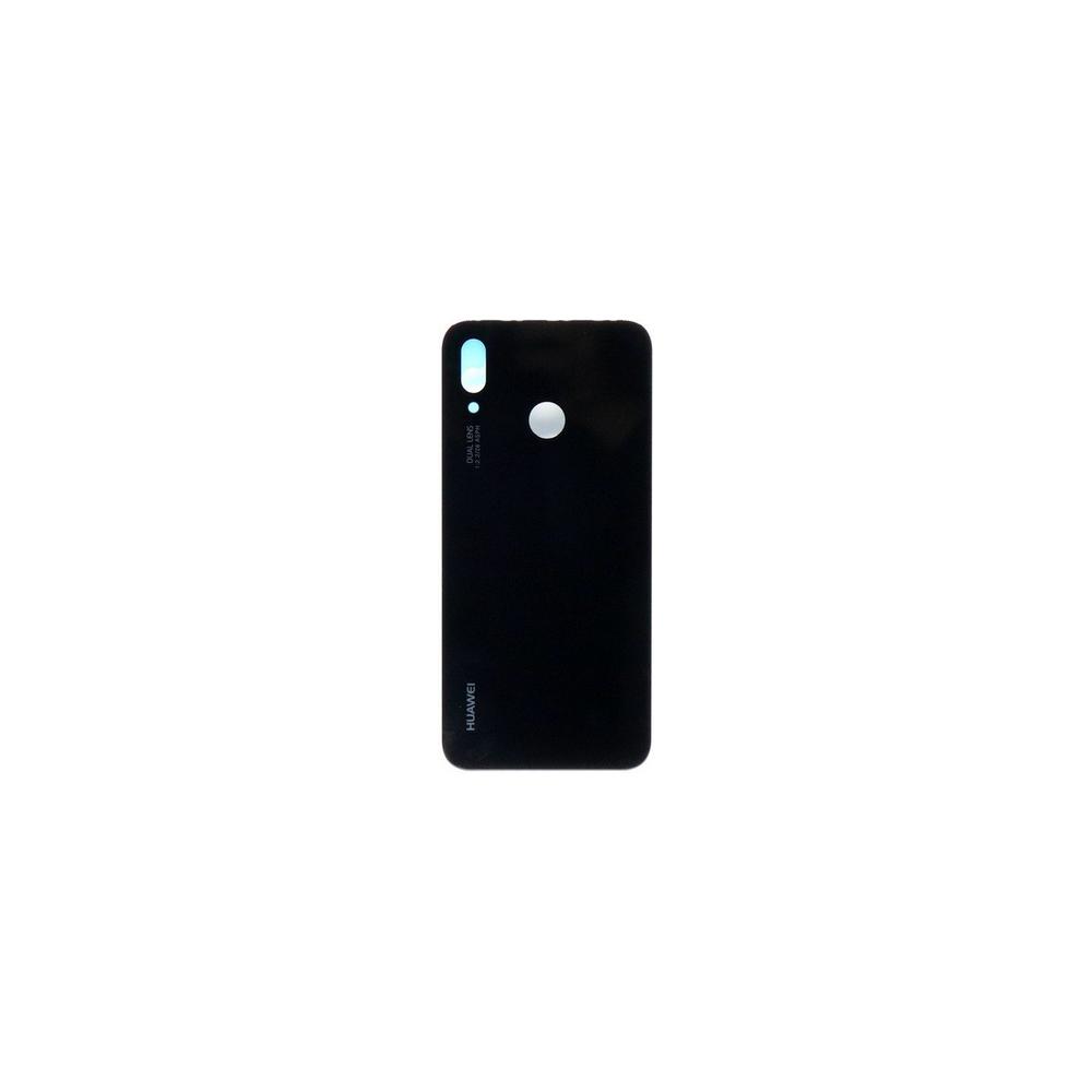 Huawei P20 Lite Backcover Rückschale mit Kleber Schwarz