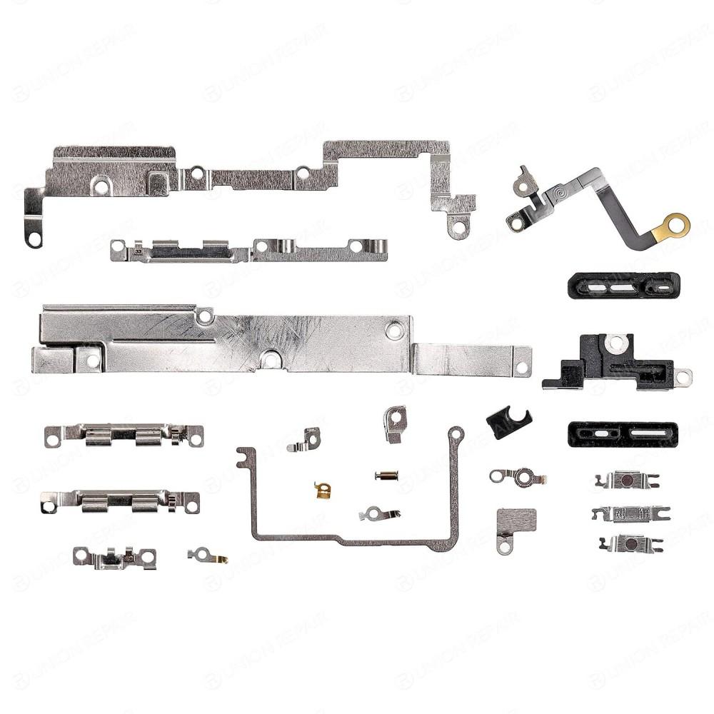 iPhone X Kleinteile Set für Reparatur (24-teilig)