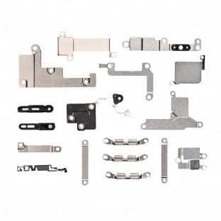 iPhone 8 jeu de petites pièces pour la réparation (24 pièces) (A1863, A1905, A1906)