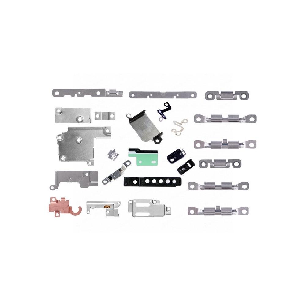 iPhone 6S Plus jeu de petites pièces pour réparation (24 pièces) (A1634, A1687, A1690, A1699)