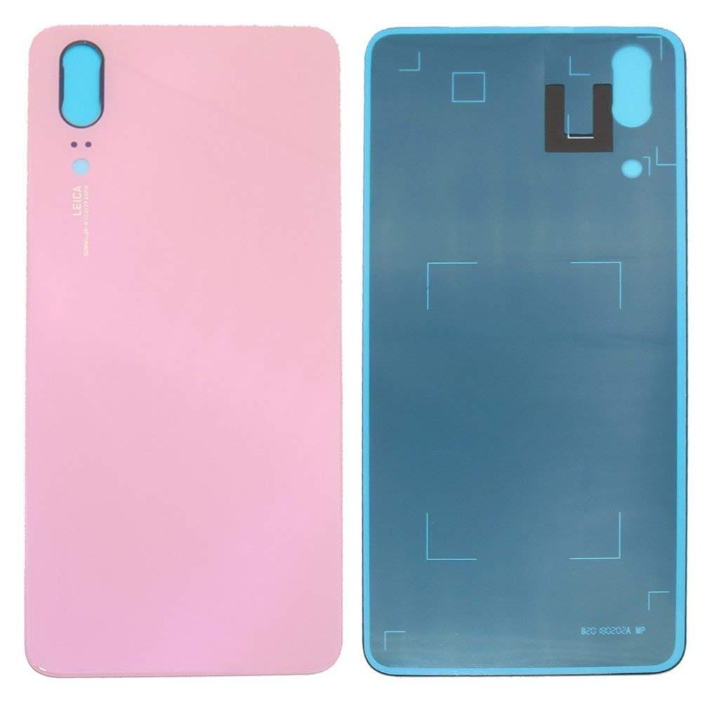 Huawei P20 Backcover Rückschale mit Kleber Pink