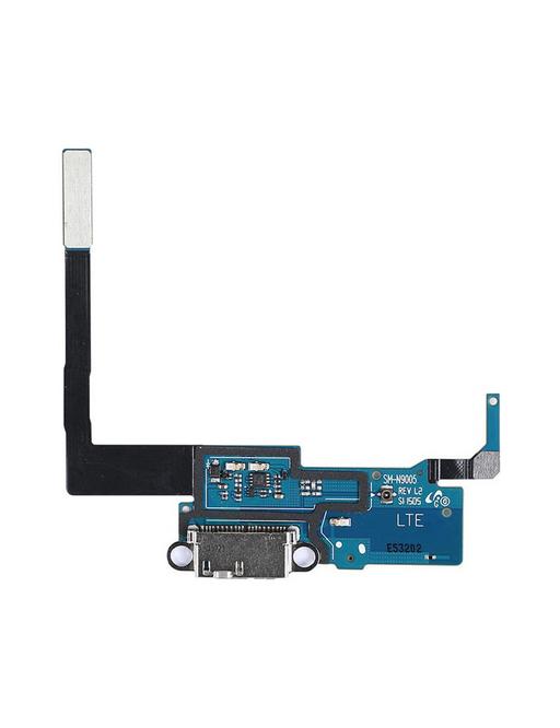 Samsung Note 3 Dock Connector Micro USB 3.0 Ladeanschluss Flex Kabel