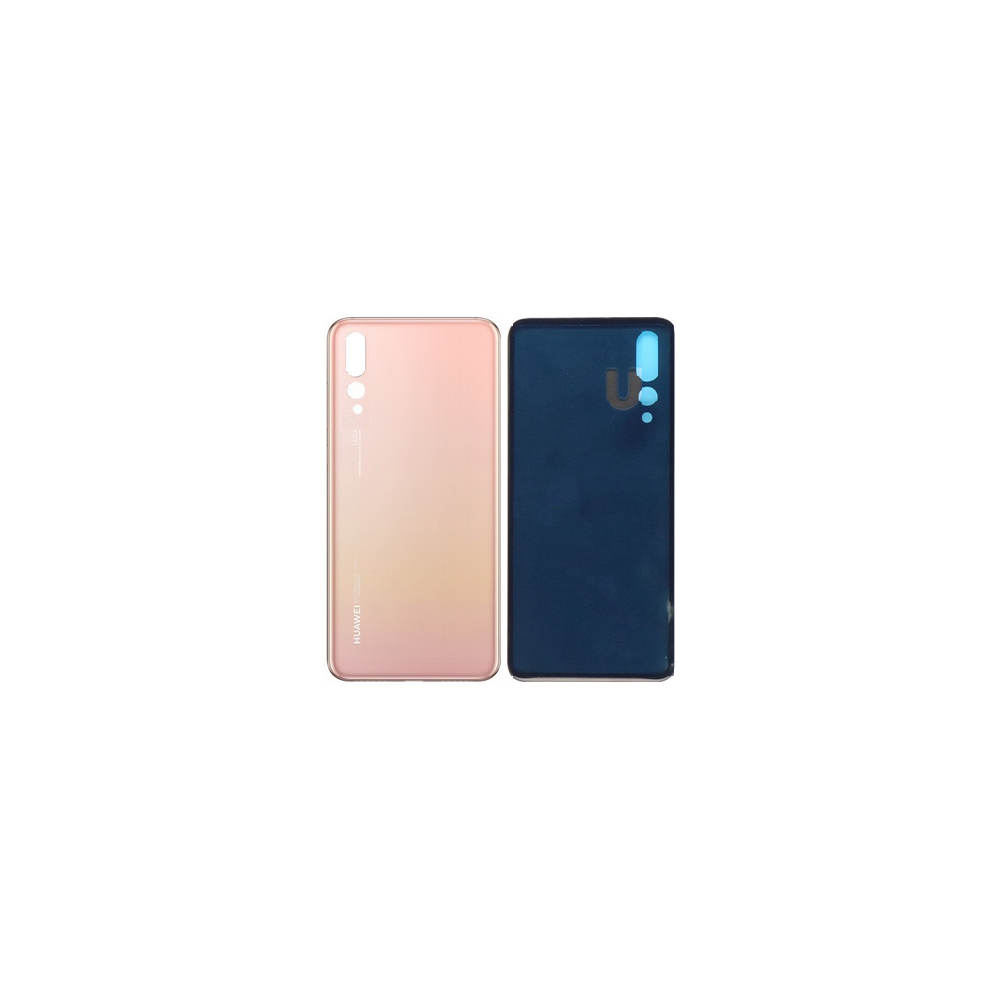 Huawei P20 Pro Back Cover Back Shell with Adhesive Pink