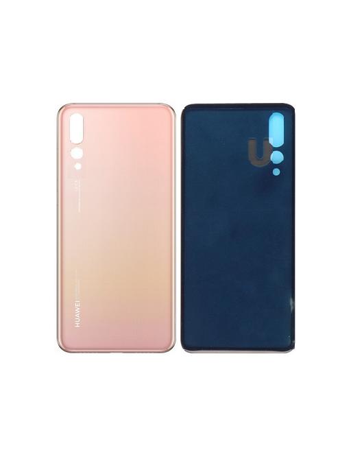Huawei P20 Pro Backcover Rückschale mit Kleber Pink