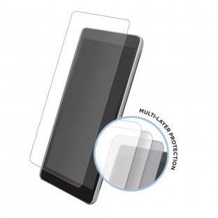 2er Set Eiger iPhone Xs / X / 11 Pro Tri Flex Display Schutzfolie (EGSP00525)