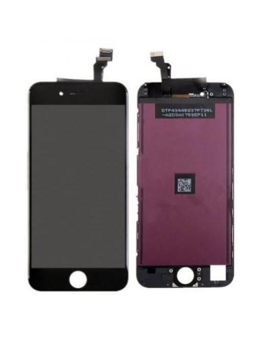 iPhone 6 LCD Digitizer Rahmen Ersatzdisplay Schwarz