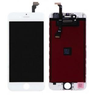iPhone 6 LCD Digitizer Rahmen Ersatzdisplay Weiss