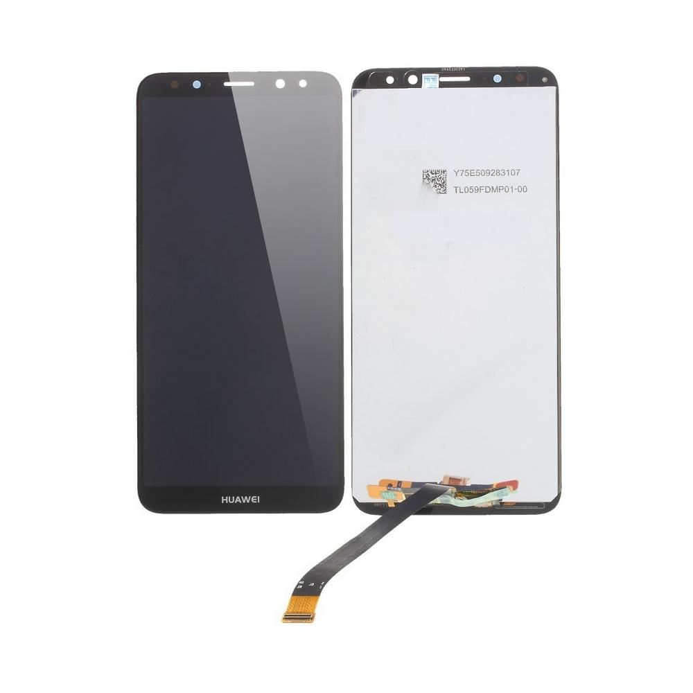 Huawei Mate 10 Lite LCD Digitizer Ersatzdisplay Schwarz