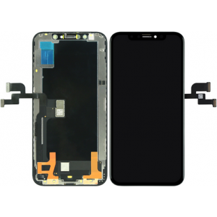 iPhone Xs LCD Digitizer Rahmen Ersatzdisplay AMOLED (A1920, A2097, A2098, A2100)