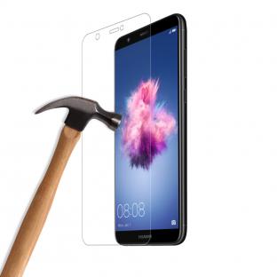Eiger - Huawei P Smart (2018) Film de protection de l'écran en verre armé 3D plein écran (EGSP00204)