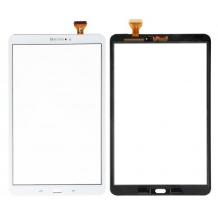 Samsung Galaxy Tab A 10.1 (2016) Touchscreen Glas Digitizer Weiss OEM