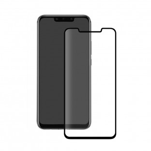 Eiger Huawei Mate 20 Pro 3D Armor Glass Display Protector Film with Frame Noir (EGSP00316)