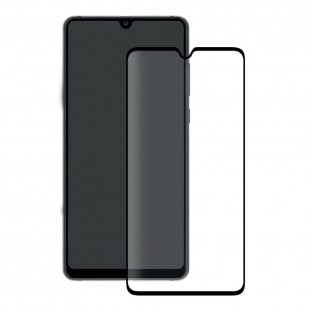 Eiger Huawei Mate 20 3D Armor Glass Display Protector Film with Frame Black (EGSP00334)