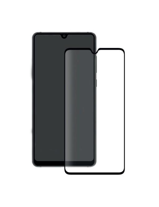 Eiger Huawei Mate 20 3D Panzer Glas Display Schutzfolie mit Rahmen Schwarz (EGSP00334)