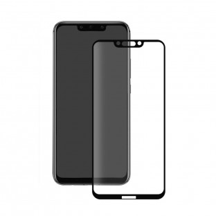 Eiger Huawei Mate 20 Lite 3D Armor Glass Display Protector Film with Frame Black (EGSP00313)