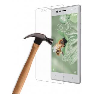 Eiger Nokia 3 Full Screen 3D Armor Glass Display Protector Film (EGSP00132)