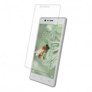 Eiger Nokia 3 Vollbild 3D Panzer Glas Display Schutzfolie (EGSP00132)