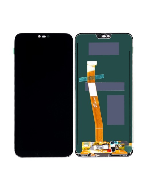 Huawei Honor 10 LCD Digitizer Ersatzdisplay Schwarz