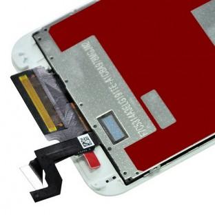 iPhone 6S Plus LCD Digitizer Rahmen Ersatzdisplay Weiss