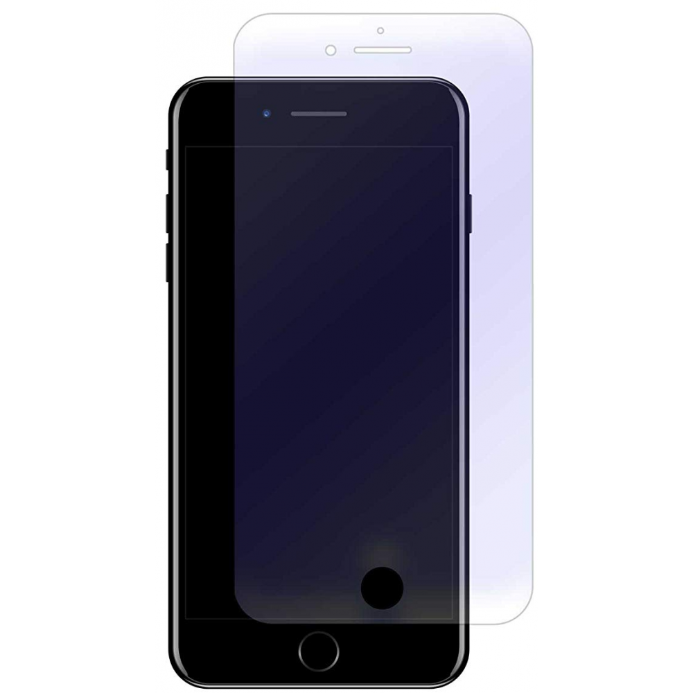 2er Set Crocfol iPhone 8 / 7 / 6S / 6 Flüssig Glas Display Schutzfolie Transparent (DF4593-CF)