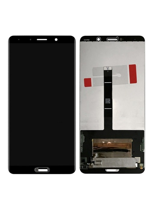 Huawei Mate 10 LCD Digitizer Ersatzdisplay Schwarz