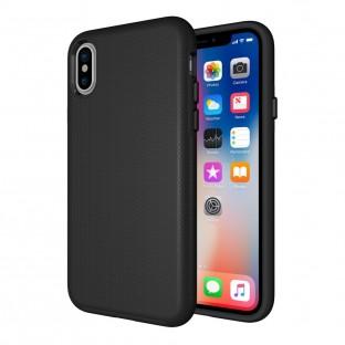 Eiger iPhone Xs Max North Case Premium Hybrid étui de protection noir (EGCA00123)