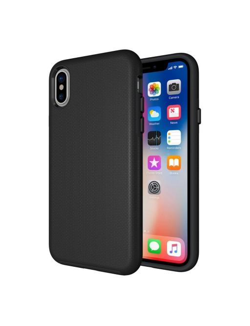 Eiger iPhone Xs Max North Case Premium Hybrid Schutzhülle Schwarz (EGCA00123)