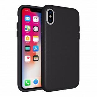 Eiger iPhone Xs / X North Case Premium Hybrid étui de protection noir (EGCA00121)