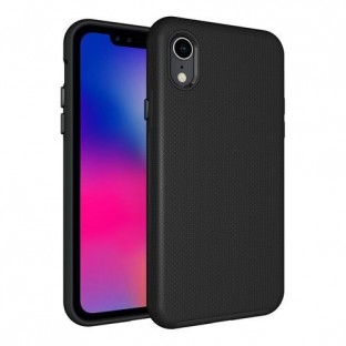 Eiger iPhone Xr North Case Premium Hybrid Protective Case Black (EGCA00122)