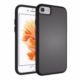 Eiger iPhone 8 / 7 / 6S / 6 North Case Premium Hybrid Schutzhülle Schwarz (EGCA00102)
